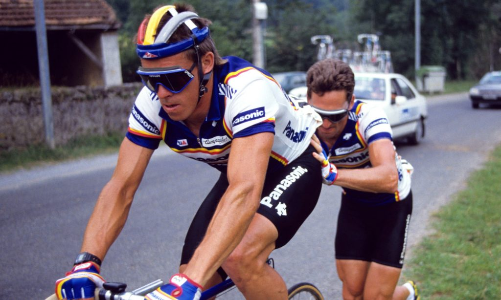 Phil Anderson & Phil Anderson Cycling Tours
