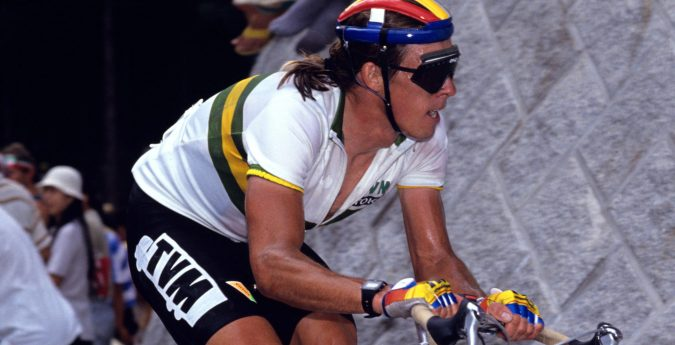 Phil Anderson Cycling tours