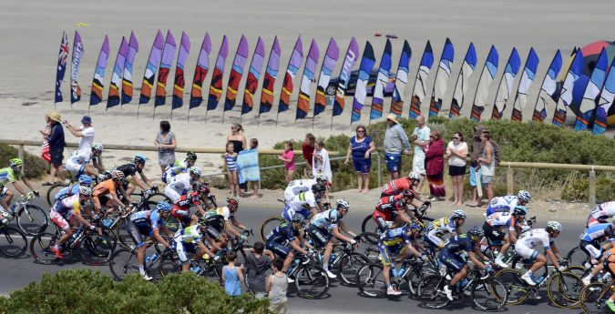 Phil Anderson Cycling tours and Ride International tours at the Tour de France